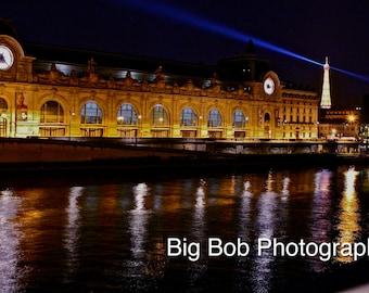 Paris Photography of The City of Paris