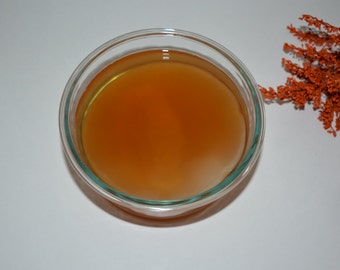 """Organic 3"""" Kombucha Scoby With Starter Tea And Instructions 3 Inch Diameter Free Shipping"""