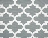 Premier Prints Fynn in Cool Gray Home Decor fabric, 1 yard