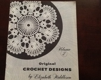 Original Crochet Design - Volume 2 - Elizabeth Hiddleson