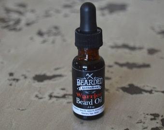 Bearded Barbarian Warrior Beard Oil