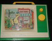 Sesame Street TV Music box, 1980's