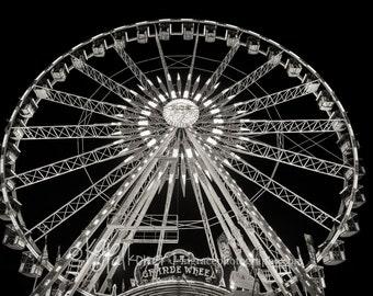 Ferris wheel photograph,carnival photography, carnival ride, fine art photographs, orange county fair, fun photography