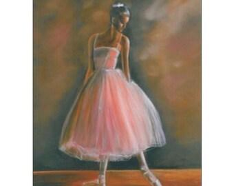 Ballerina Collection - Final Rehearsal 10 x 12