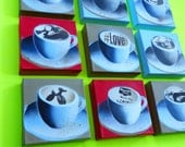 Coffee Cup Canvas Art
