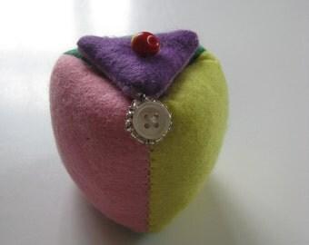 Triangular ring soft box.