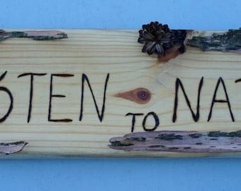 Listen to nature