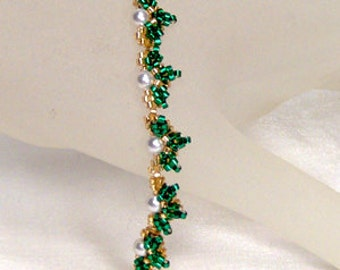 Enchanted Holly - Beading Pattern