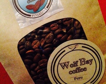 Peru coffee/medium roast