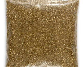 German Glass Glitter Gold 1 lb.