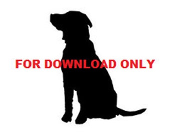 Life Is Better With A Mutt Digital Printable Download
