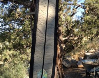 Arrow table runner / wall hanging