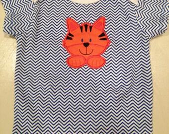 Auburn Tiger Onsie