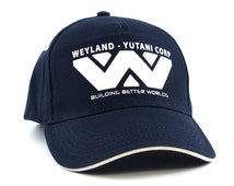 Alien weyland yutani movie sandwich peak cap