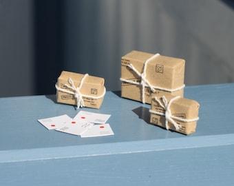 Fairy Door Accessories - Magical Postal Delivery Set
