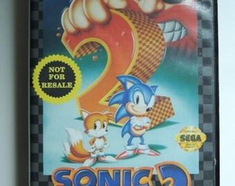 Sonic the Hedgehog 2 for Sega Genesis