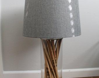 Drum stick lamp