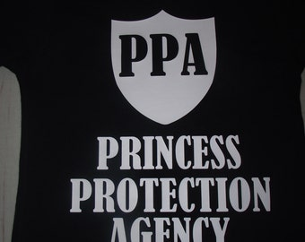 Disney Princess Protection Agency Shirt Mickey Mouse Inspired Disneyland or Disneyworld Shirt Personalized Custom