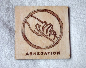 Abnegation Coaster