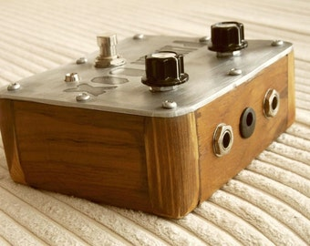 Punchbox - boutique germanium OVERDRIVE / DISTORTION guitar pedal