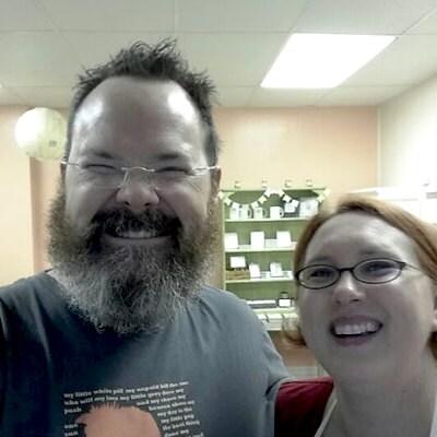 Brandi and Jason