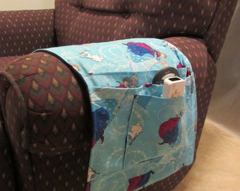 Armchair/Bed  Caddy  Child  Frozen characters  ( # 576 #577 )