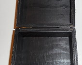 Custom Hand Painted Jewelry Trinket Box  Home Decor RESERVED