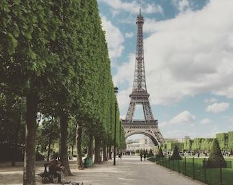 Le Tour Eiffel, Paris