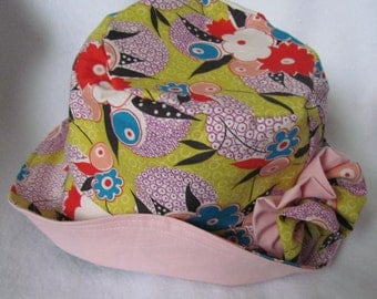 SOLD....Childs sunhat