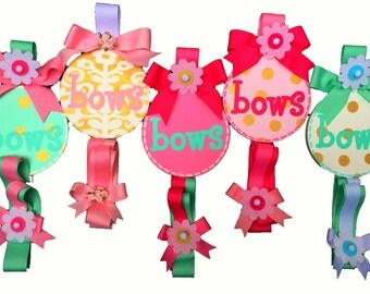 New Kids Baby Girl Hair Bow Holder with Gold