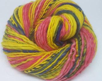 Handspun Yarn - Aurora