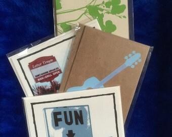 Fun card assortment (set of 4)