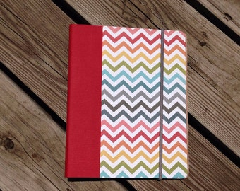 Small Chevron Teacher Planner - Start Any Month - Ready To Ship!