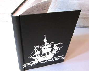 Journal, Sketchbook, Travel Journal, Sailboat, Diary, Vessel, hard Cover Book, Nautical