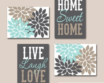 Home Decor Wall Art Home Decor Canvas And Prints Live Laugh