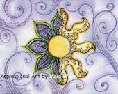 Sun Lotus Sea Star