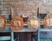 Primitive FALL garland. Awesome