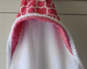 Baby Hooded Towels-Girls-...