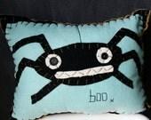 Vintage Spider Pillow