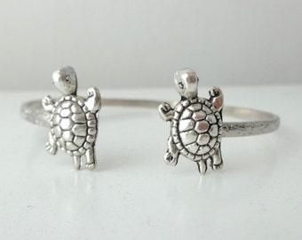 Turtle bracelet wrap style