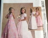 Girls fancy dress pattern 3 4 5