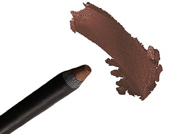 Natural Brown Shadow Stick - Organic Vegan Eye Crayon Mineral Makeup