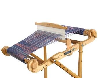 Kromski Harp Forte Rigid Heddle Loom and Stand
