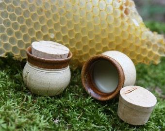 Botanical Artisan Solid Perfume Pots