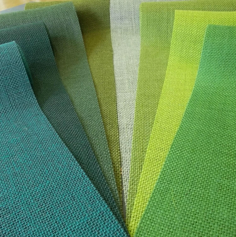 8 inch green burlap ribbon 11 shades available for Green burlap ribbon