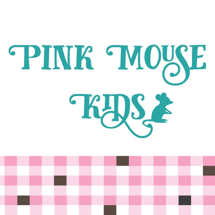 PinkMouseKids - Kids Boutique Clothing - Handmade in the USA