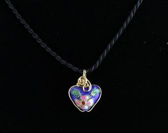Cloisonné Bead Pendant. Listing 243707921
