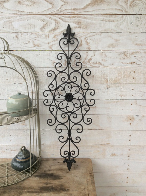 Metal Wall Decor Scroll Wall Decor Spanish Style By