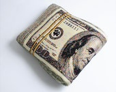 Folded Banknote Shape Pillow, US dollar - Free shipping world-wide