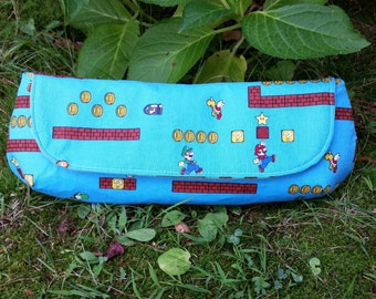Super Mario's Brothers Spindle Clutch